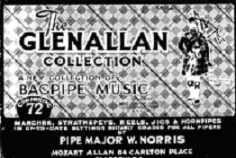 Cover from Glenallan Collection