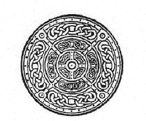 Figure from Cover of The Piobaireachd